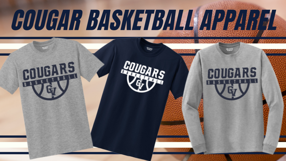 Cougar Basketball Apparel Sale!