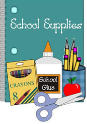 Central Valley Elementary School Supply List
