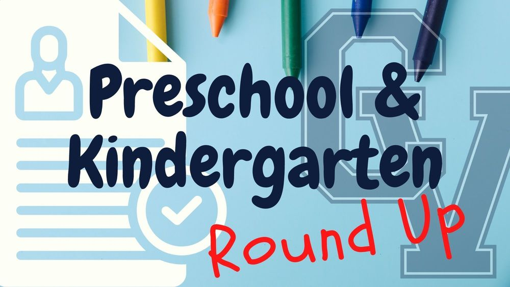 21-22 PreK & Kindergarten Registration