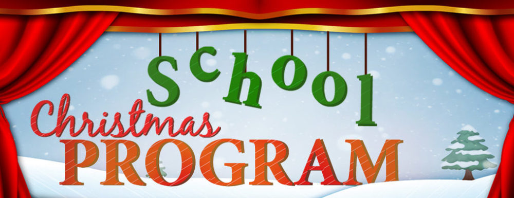 Upcoming Christmas Programs