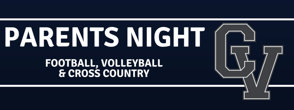 Parents Night This Week!