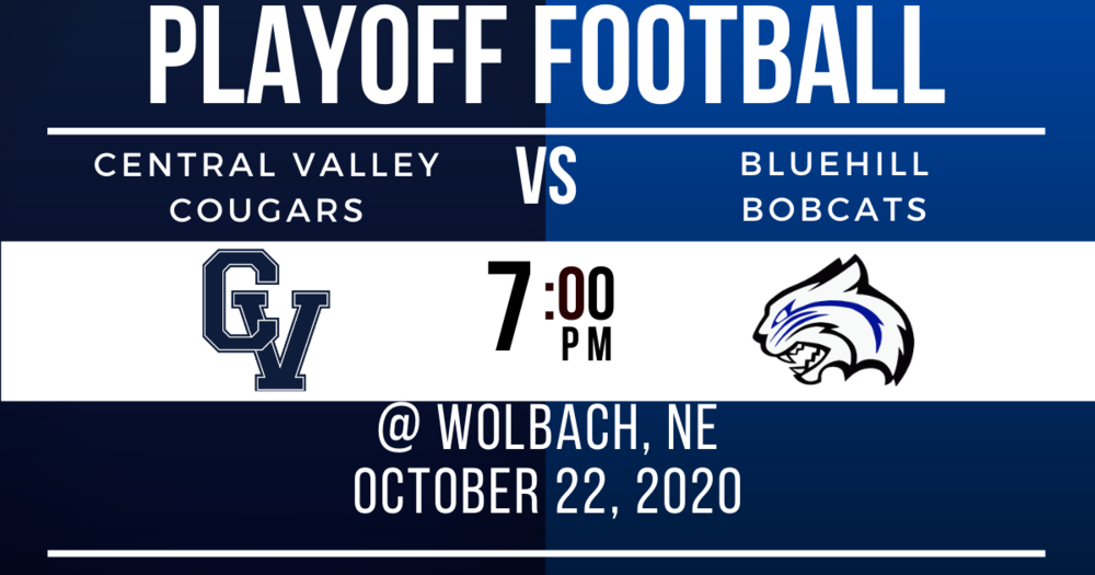 Cougars Host First Round of Playoffs