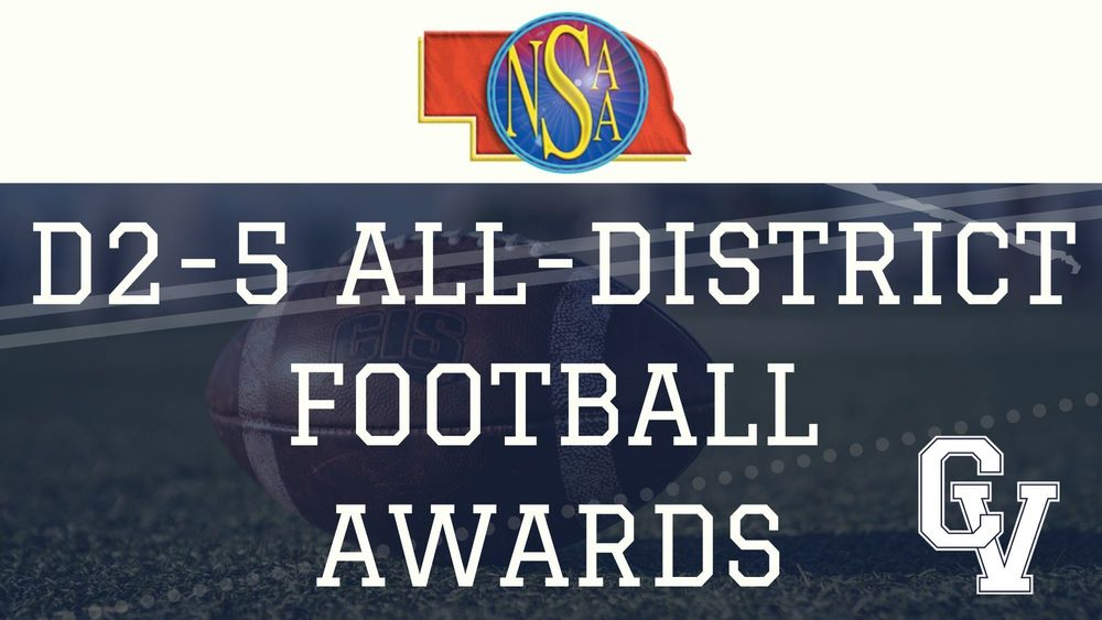 All-District Football Awards Released
