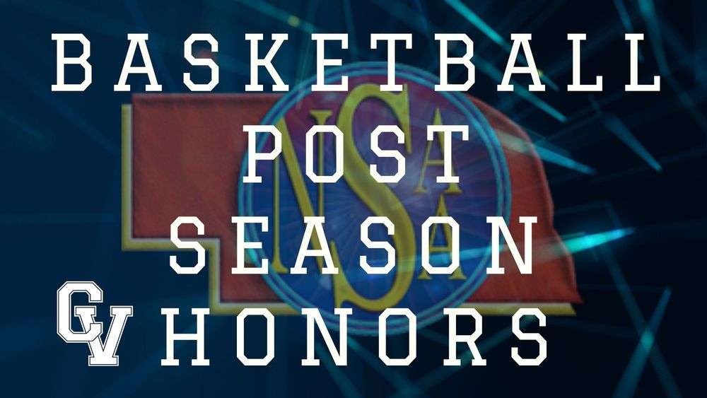 Post Season Basketball Honors