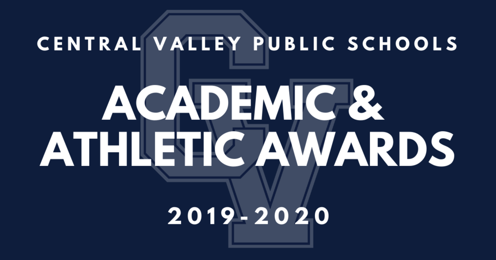 2019-2020 Academic & Athletic Awards