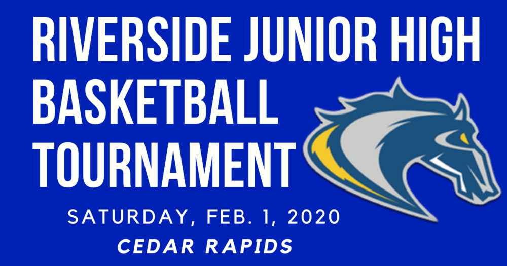 Riverside JH Basketball Tournament Satruday