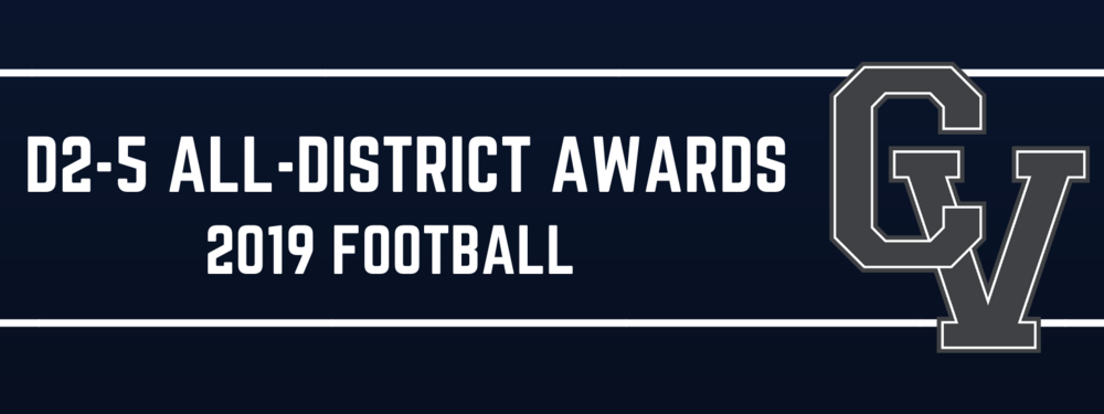 D2-5 All-District Football Awards