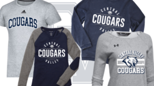 2020-21 Cougar Apparel Now Available!