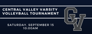 Cougars to Host Varsity Volleyball Tournament