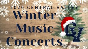 Winter Music Concert Recordings