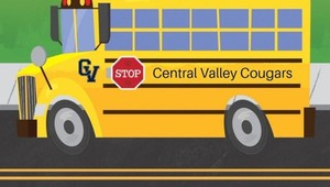 2019-2020 Central Valley Shuttle Times