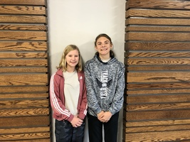 Johnson and Cargill Accepted Into Honor Band