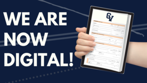 Our Forms Are Now Digital!
