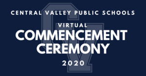 CVPS Virtual Graduation Ceremony Scheduled