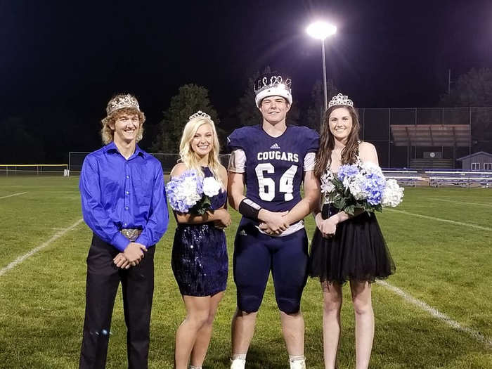 Prince Trigger, Princess Allyson, King Grant & Queen Colby