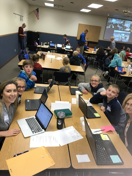 Digital Citizenship Symposium at ESU 10