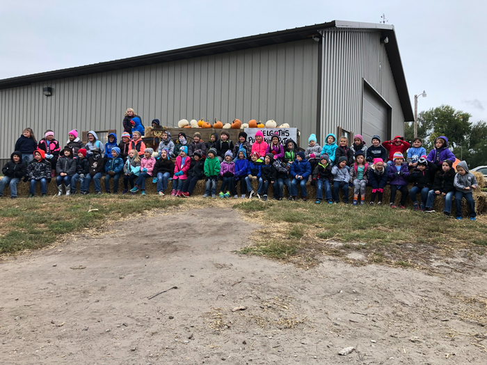 Central Valley K-2 at Helgoth's Pumpkin Patch