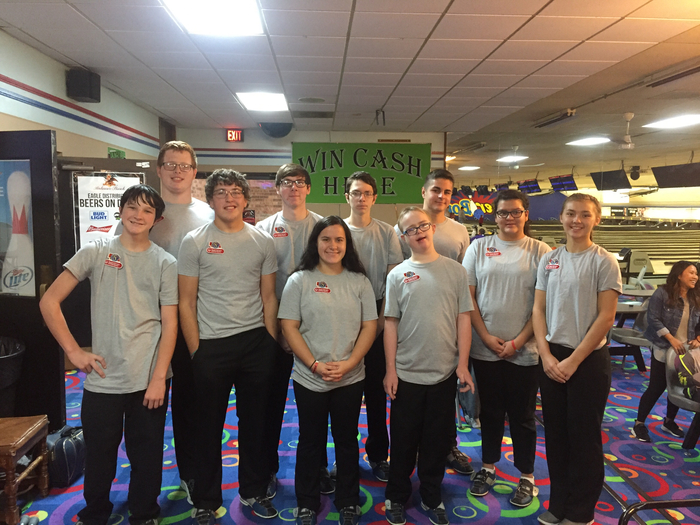 CV Bowlers on Nov. 3