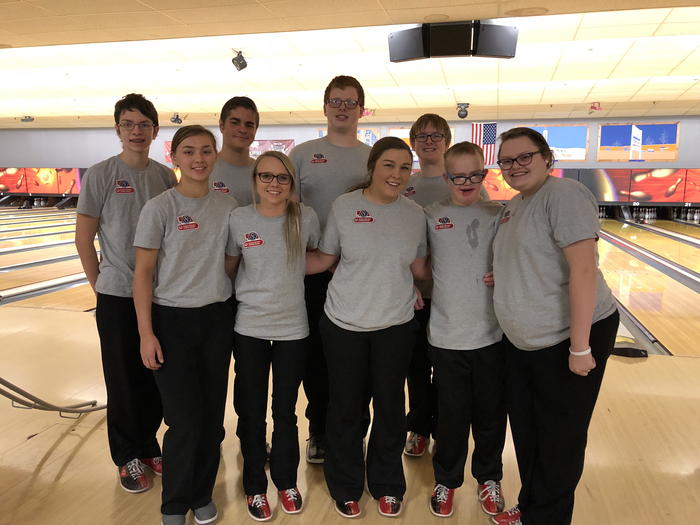 Central Valley Unified Bowlers in Norfolk