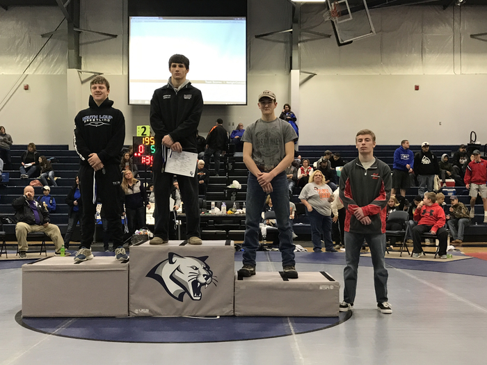 Trigger Pokorny 3rd Place