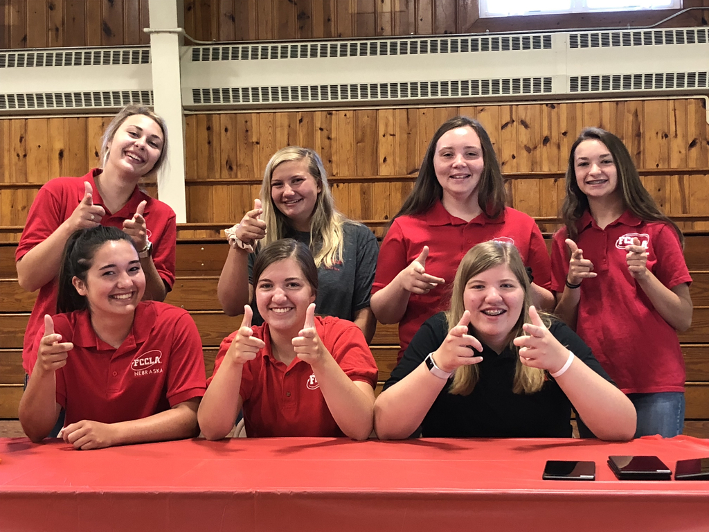 The CV FCCLA wants you!