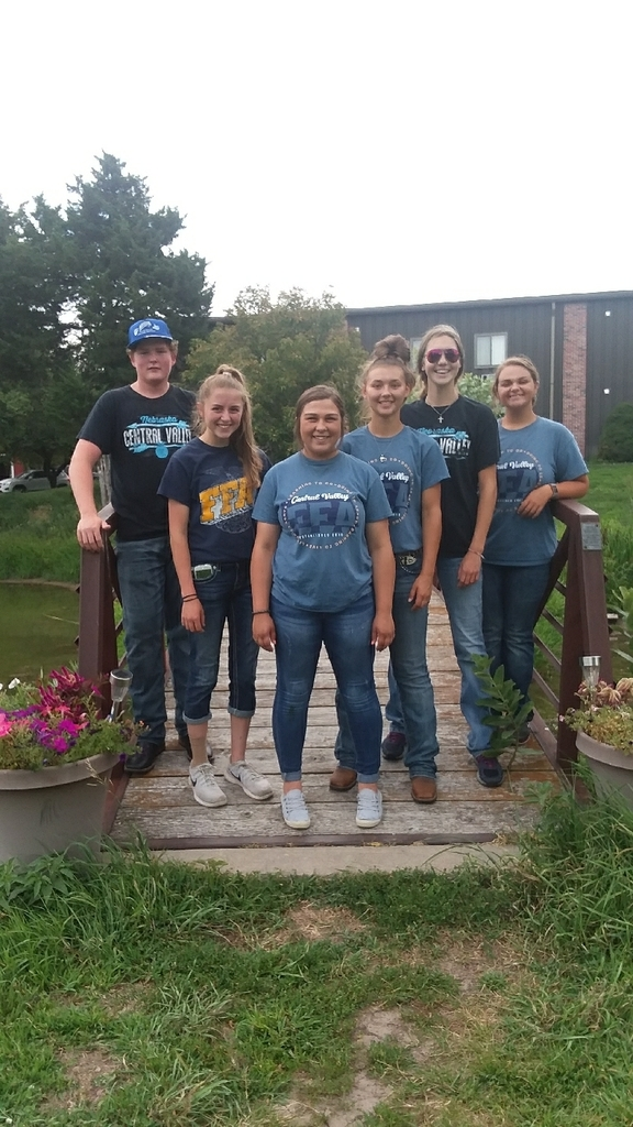 2019-2020 FFA Officer Team