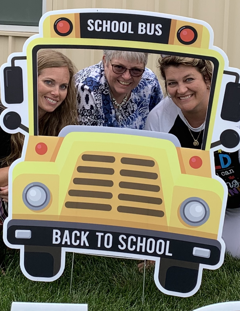 Teachers excited about back-to-school!!
