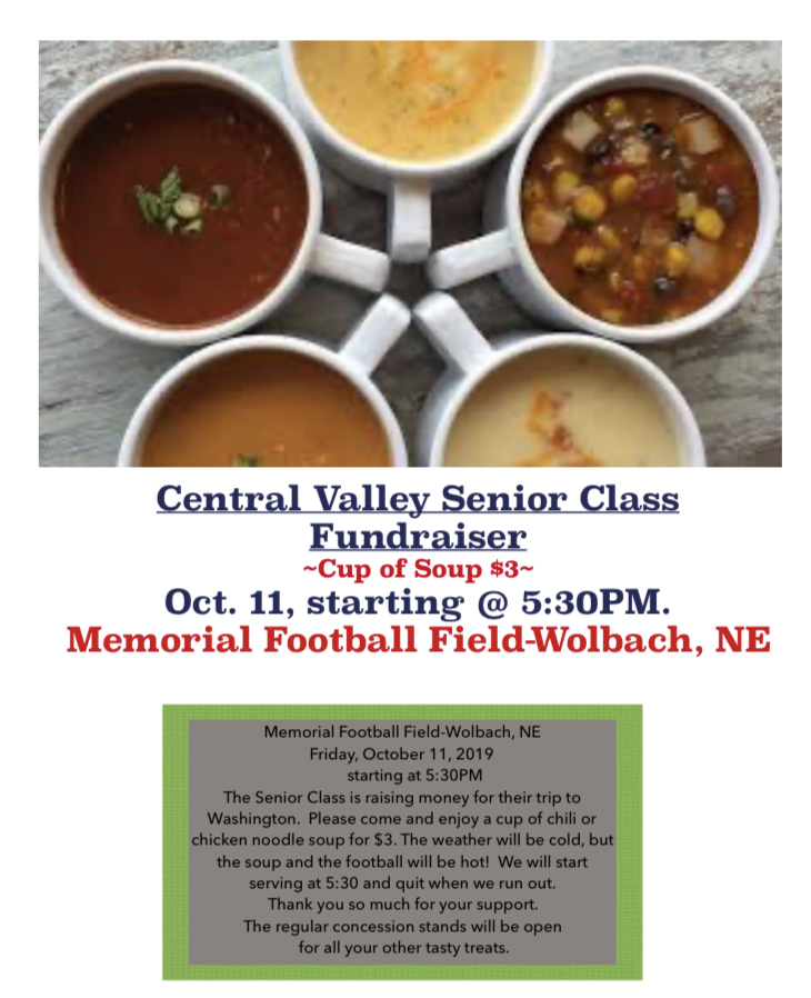 Central Valley Senior Class Fundraiser