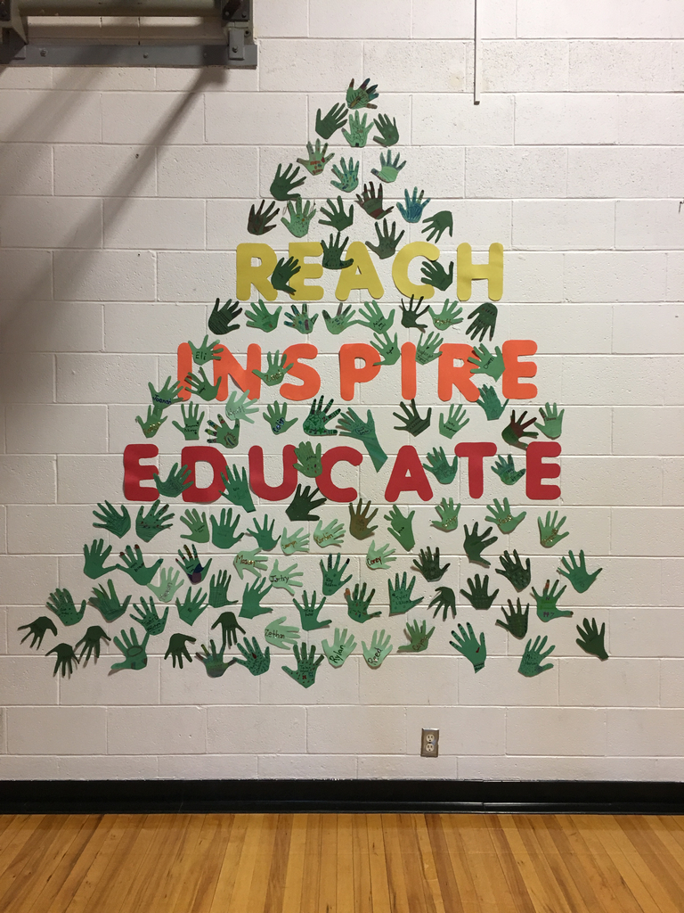 Reach, inspire, educate